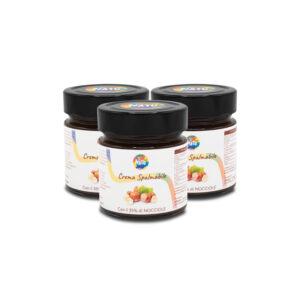 Crema Spalmabile Alle Nocciole 35%
