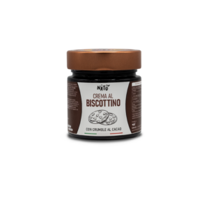 Crema Spalmabile Al Biscotto
