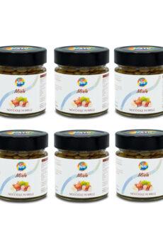 Vasetti Nocciole in miele
