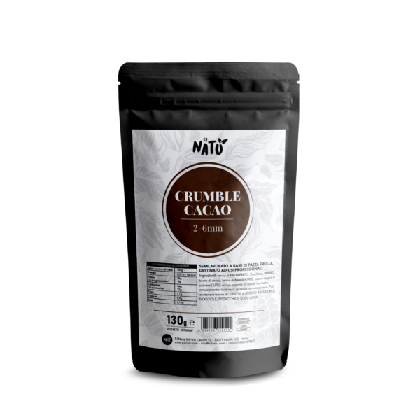 Crumble Cacao