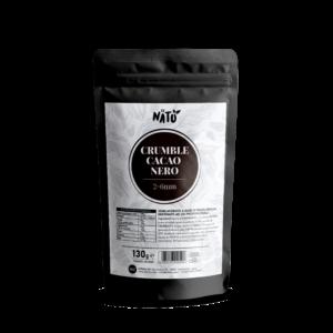 Crumble Al Cacao Scuro/Dark