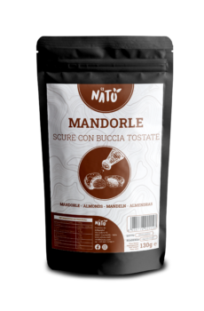 Mandorle Scure Tostate