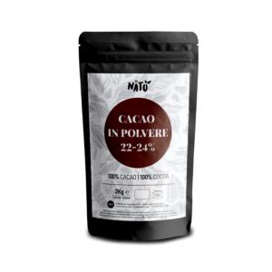 Cacao In Polvere Amaro 22/24% Red